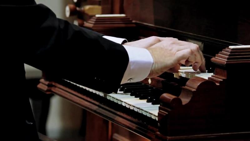 740 J.S. Bach - Misc. chorale prel. Wir Glauben All an einen Gott, Vater (sp.) BWV 740 - Jacques van Oortmerssen