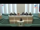 10 Теория заговора обсуждается в Совете Федерации М Ковальчук