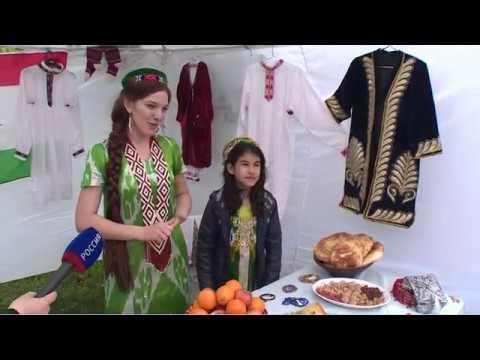 В Кемерове прошел «Хоровод дружбы народов Кузбасса»