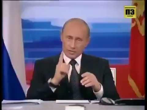 Путина поймали на вранье, которое касается его обещания не допустить повышения пенсионного возраста