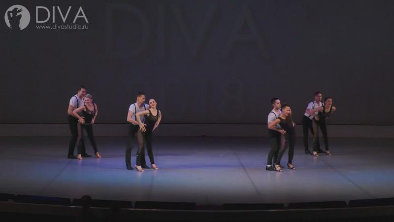 Бачата (пары), коллектив Danza De Amor номер Un Beso, хореограф Наталья Гусева
