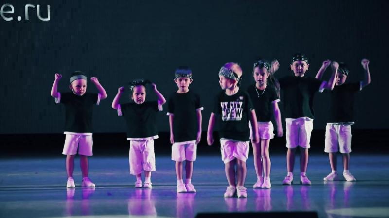 Мелкие Crew (E-Dance Studio)