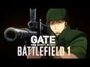 GATE - Battlefield 1 Gamescom Trailer Parody