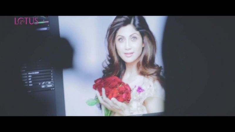 Making of YouthRx Age Defence with Shilpa Shetty
