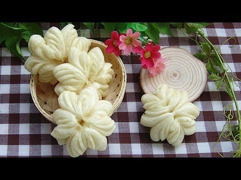 Chrysanthemum roll【菊花卷】很詳細的步驟,按著操作零失敗的哦!