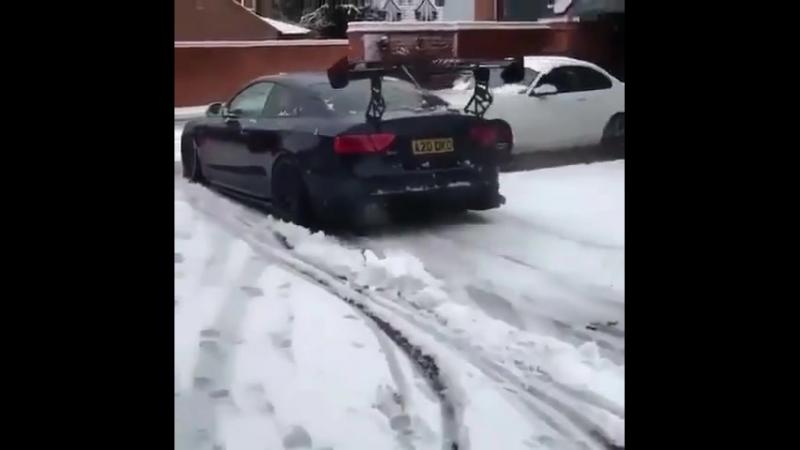 Немного о пользе заниженного авто