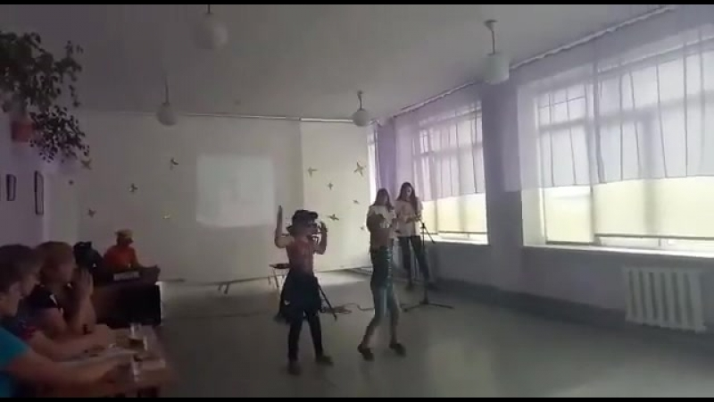 Иванова Виолетта, Дубова Софья Танец