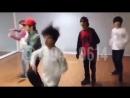 Sm rookies growl dance practice