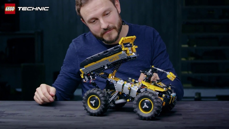 42081 Technic Volvo Concept Wheel Loader