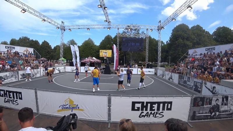 Международный Стритбол Фестиваль International Streetball Festival