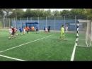 Тренировочное занятие по футболу школы футбольного мастерства Свобода
