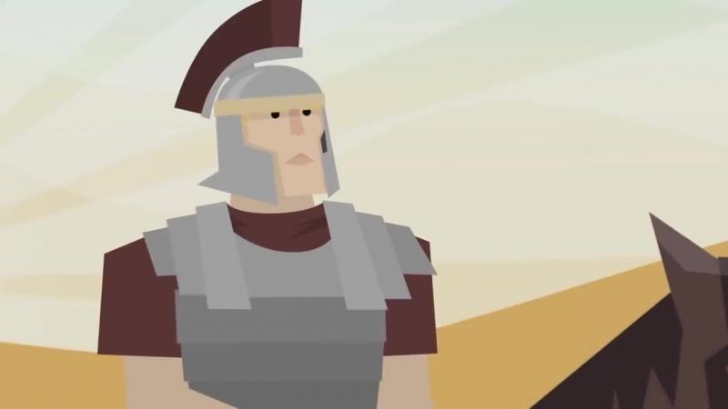 [In Cor Cadit] Один день из жизни римского легионера [TED ED]