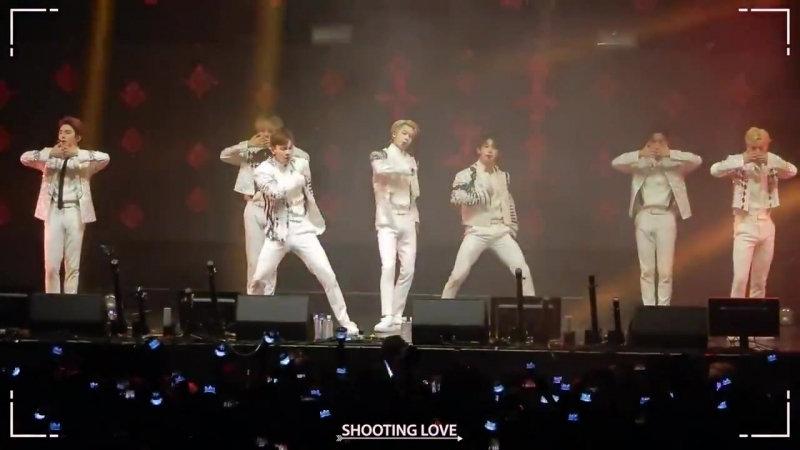 [VK][20.06.18][Fancam] The 2nd World Tour The Connect In Amsterdam (Be quiet)