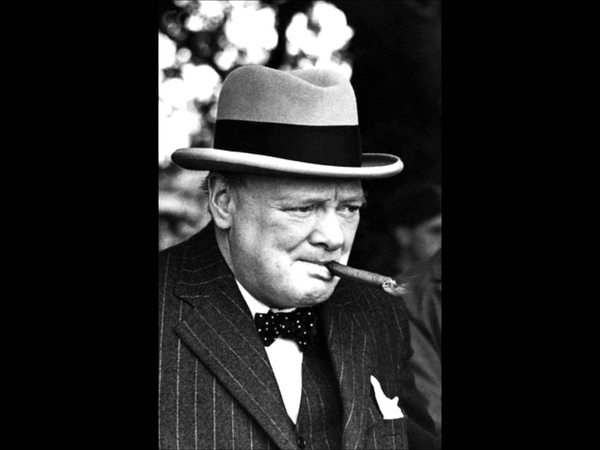 У.Черчилль, речь в поддержку СССР 22.06.1941