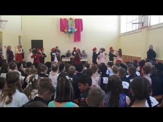 Кадетский бал (конкурс бальных танцев среди кадетов)