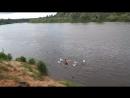 СамоПлывный Человек Воронцов покоряет речные просторы Выживание на плоту Сплав по реке в Владимирской области Лесной Сход АВП