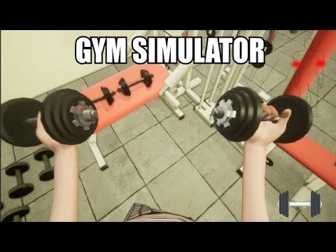 Gym Simulator WIP 0.01