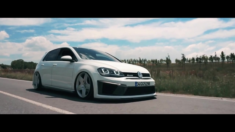 Bagged MK7 TR | Perfect Stance
