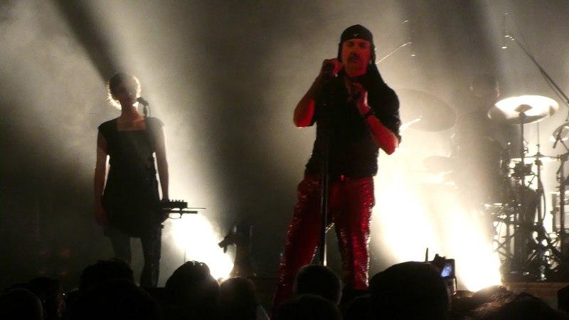 LAIBACH - Ti, ki izzivaš (Live in Riga, Latvia on November 16, 2017) 4K