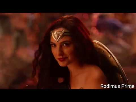 DC superheroesJustice League - rise skillet [MV]