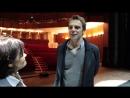 Isiviu intervista Alessandro Preziosi Teatro Vittorio Emanuele di Messina