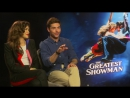 The Greatest Showman- Zac Efron Zendaya's Funniest Moments Together - MTV Movies