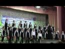Весенний призыв старший хор Элегия 11.03 конкурс в Ростове