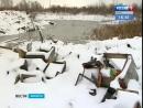 Многодетная мама провалилась в болото на участке жильё в Ангарске yklip scscscrp