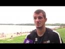 Интервью Владислава Жарикова по итогу матча с Новатором