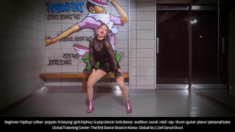 SUNMI(선미) - Siren(사이렌) 댄스학원 No.1 데프댄스스쿨 KPOP DANCE COVER