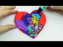 My Little Pony Equestria Girl Twilight Sparkle and Flash Sentry Kissing Draw with 3D PEN! For Kids