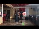 Танец белых лебедей от Веры и Ани)