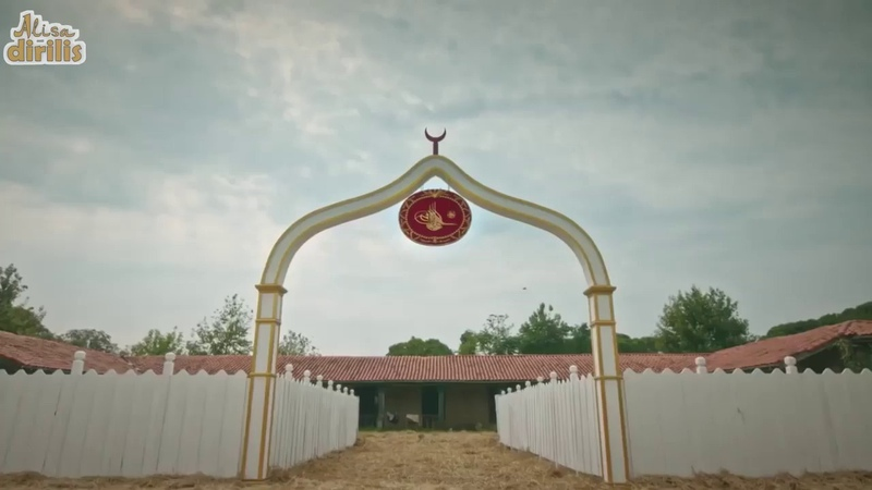 Права на престол Абдулхамид второй анонс 55 серии