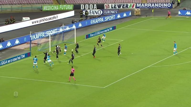 Napoli 3-0 Parma ¦ Convincing Win For Napoli ¦ Serie A