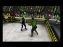 Саб Зиро Бэтмен и Супермен против Скорпиона Халка и Красного Халка