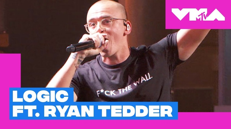 Logic ft. Ryan Tedder Performs One Day | 2018 Video Music Awards