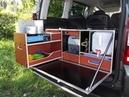 Easibox ! Transformez simplement et en moins de 5 minutes votre véhicule en camping-car