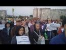 2 Кукушкина Н В 19сент 2018 ЧЕРЕПОВЕЦ митинг горкома КПРФ Вологодской области