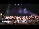 Queen, ''The show must go on'', sing S Shymanovich, K Zhuk, the Presidential orchestra of the R