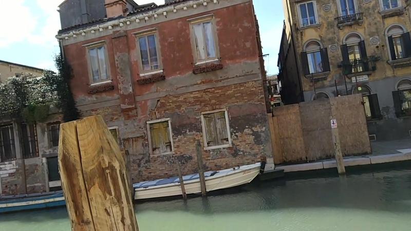 Жилой район Венеции