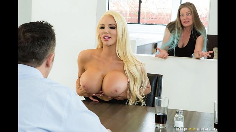 Brazzers Porno TV Don't Bring Your Sister Around Me Nicolette Shea Keiran Lee [Big Ass,Big Tits,Big Tits,Blonde,Blowjob,POV]