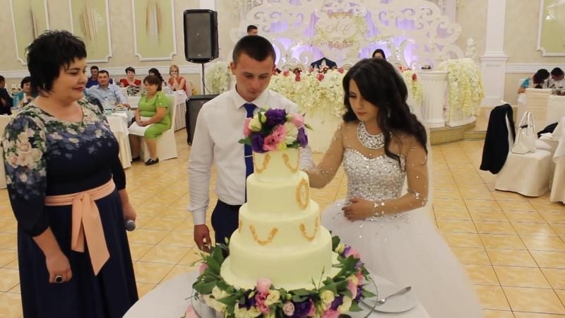 Свадебный торт 22.09.16г