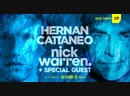ТРАНСЛЯЦИЯ I HD [ 22-1o-2o18] _ Nick Warren b2b Hernan Cattaneo @ Free Your Mind - ADE 2018