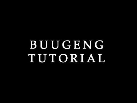 Buugeng s staffs tutorial