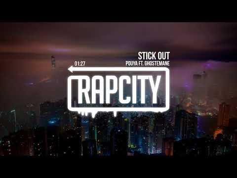 Pouya - Stick Out ft. Ghostemane (Prod. MTM)