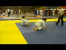ФИНАЛ . ГАГЛОЕВА ЭЛИНА ( ГУГЛ ) С ЛЕВО - 52 кг