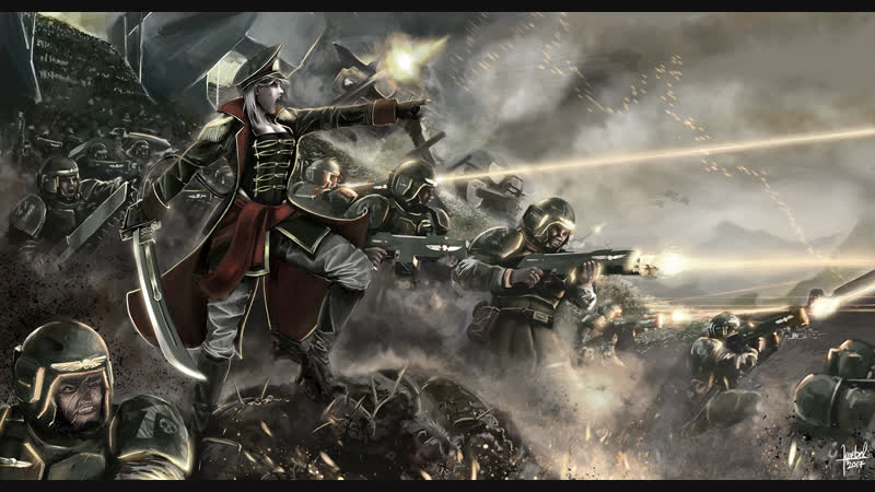 Warhammer 40000 Imperial Tribute - Children of The Sun