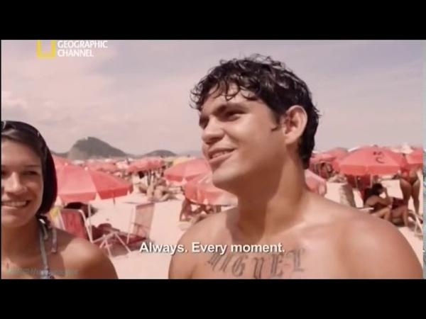 Криминальная Бразилия: Рио-де-Жанейро, Аферисты и туристы. Scam City, Rio de Janeiro
