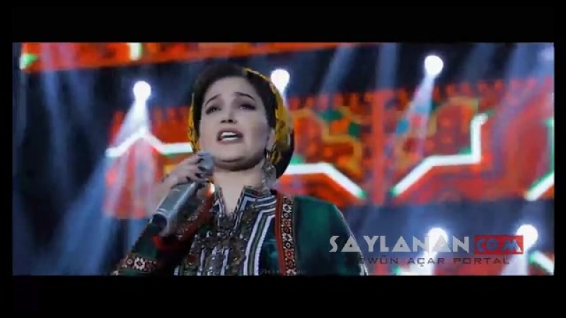 Maral Durdyyewa- Yurdum aman bolsun [www.SAYLANAN.com]