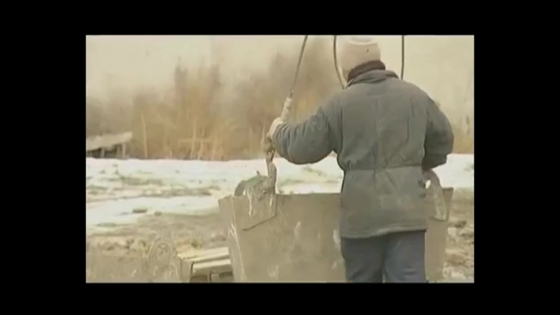 Сегодня в Абакане (ТВ Абакан, январь 2002) Строительство Молодёжного культурного центра